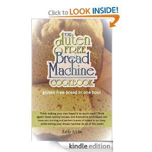 Book Cover – GF Bread Machine