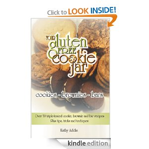 Book Cover – GF Cookie Jar