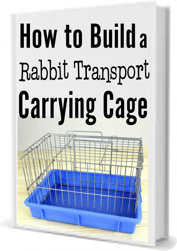 Book Cover – Rabbit Transport Cage
